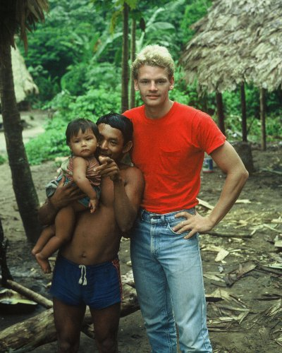 A summer mission's trip to Amazonas Brazil in 1983 focused Jeff's heart toward being a missionary to indigenous people groups.